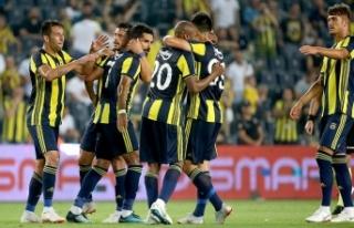 Fenerbahçe Portekiz yolcusu