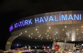 FETÖ'nün Atatürk Havalimanı'nı işgal...