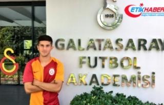 Galatasaray 2000 doğumlu Mirza Cihan'ı transfer...
