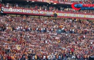 Galatasaray'dan taraftarına müjde