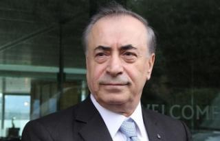 Galatasaray Kulübü Başkanı Cengiz: Önemli bir...