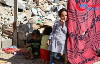 Gazze'ye girişi yasak ürünler arasında artık...