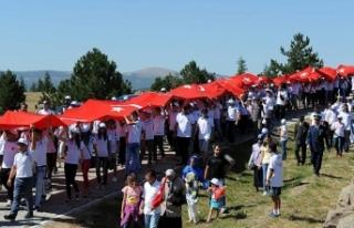 Gençler 30 Ağustos'ta Zafertepe'de buluşacak