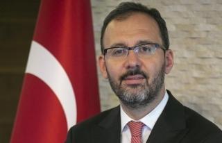 Gençlik ve Spor Bakanı Kasapoğlu: İstiklal davamız...