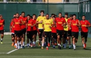 Göztepe Süper Lig'e iyi başlıyor