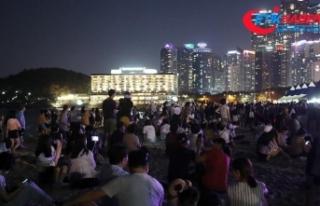 Güney Kore'de son 111 yılın en sıcak günü...