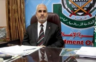 Hamas sözcüsü Berhum: Yükselen tansiyondan İsrail...