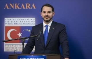 Hazine ve Maliye Bakanı Berat Albayrak: 2019 çok...