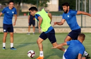 'Hedefimiz Süper Lig'de kalıcı olabilmek'