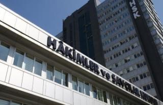 HSK ByLock kullandığı belirlenen savcıyı görevden...
