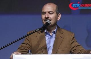 İçişleri Bakanı Soylu: PKK'nın alayı dün...