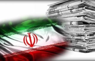 İran basınında Türkiye ve İran'ın iş birliği...