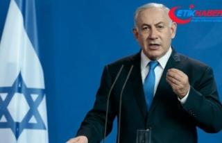İsrail Başbakanı Netanyahu'dan Suriye ve İran'a...