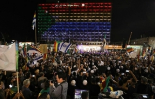 İsrail'de onbinler ırkçı yasayı protesto...