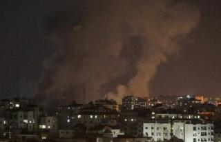 İsrail saldırısında Filistinli anne ve bebeği...