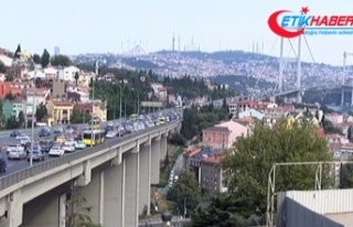 İstanbul'da bayram trafiği başladı