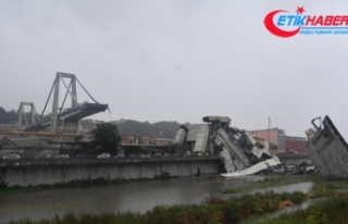 İtalya'daki köprü faciasında ölü sayısı...