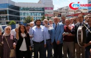 Kağıthaneli esnaftan Türk Lirası'na destek