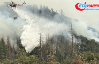 Kaliforniya'da yangınlar söndürülemiyor