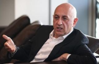 Kibar Holding Yönetim Kurulu Başkanı Ali Kibar:...