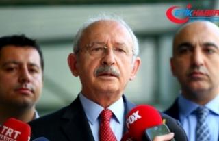 Kılıçdaroğlu: ABD'nin iki bakanla ilgili...
