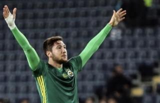 Kırklarelispor'a Fenerbahçe'den forvet