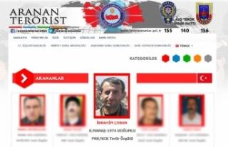 'Kırmızı' listede aranan terörist Tunceli'de...