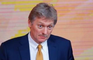 Kremlin ABD'yi 'gayrimeşru' yaptırım...