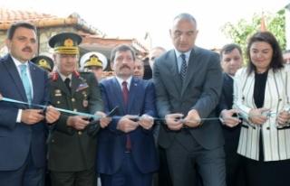 Kültür ve Turizm Bakanı Ersoy: Atatürk'ün...