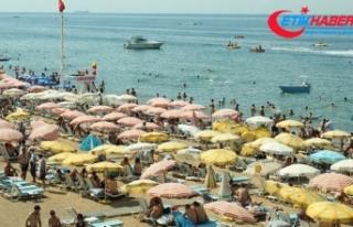 Kurban Bayramı'nda 1,5 milyon kişinin tatile...