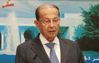 Lübnan Cumhurbaşkanı Avn: İsrail'in tehditleri...