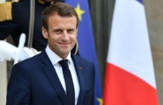 Macron'dan Türkiye ve Rusya açıklaması