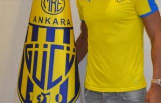 MKE Ankaragücü'nde iki transfer