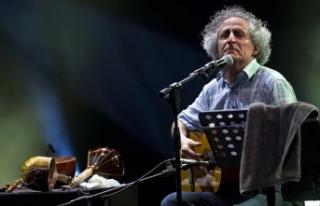 Mohsen Namjoo ilk kez Harbiye'de konser verdi