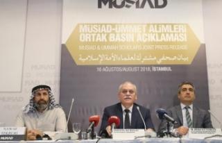 MÜSİAD Genel Başkanı Yardımcısı Kuralay: Türkiye'nin...