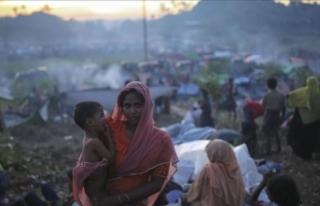 'Myanmar güçleri, insani yardımları engelliyor'