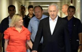Netanyahu'nun eşi ve oğlunun rüşvet aldığı...