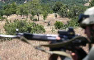 Özel harekat polisini şehit eden teröristler öldürüldü