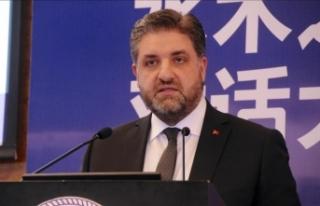 Pekin Büyükelçisi Önen'den Çinli iş adamlarına...