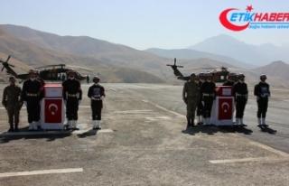 PKK'nın şehit ettiği anne ve bebeği için...