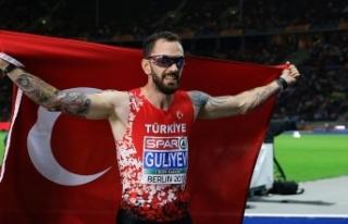 Ramil Guliyev'in hayali olimpiyatların Türkiye'de...