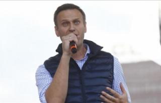 Rus muhalif Navalnıy gözaltına alındı