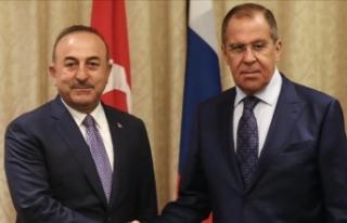 Rusya Dışişleri Bakanı Lavrov Türkiye'ye...