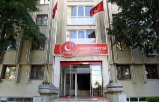 Saadet Partisi yeni bina arıyor