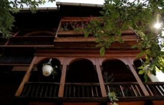 Saraybosna'daki tarihi Osmanlı evi ziyaretçilerini...