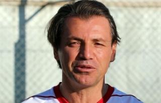Sivasspor'un teknik direktörü Tuna: Oldukça...
