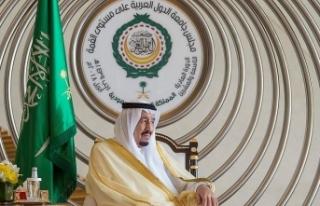 Suudi Arabistan Kralından 30 Ağustos Zafer Bayramı...