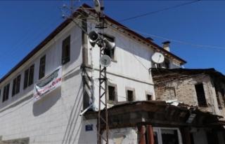 Tarihi 'Kiliseli Tüccar Hanı' eski günlerine...
