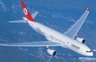 THY, bayram tatilinde 2 milyon 340 bin 448 yolcu taşıdı