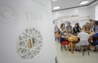 TİKA'nın gönüllü elçilerinden Bosna'daki...